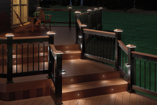 Pro Deck Supply Rail Deck Lighting Ideas on deck lighting product, outdoor deck lighting, deck lighting kits, lake deck lighting, deck lighting at night, deck rail safety, deck led lighting, deck rail cables, deck lighting fixtures, composite deck lighting, deck wall lighting, deck track lighting, deck lighting systems, railing lighting, deck rail construction, deck fence lighting, deck rail tables, deck rail wiring, lowe's deck lighting, deck floor lighting,